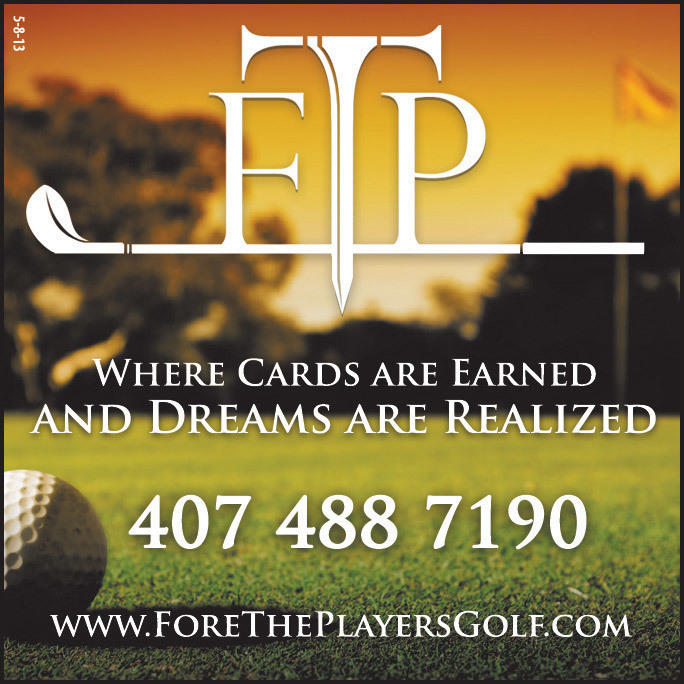 Fore The Players OW Ad
