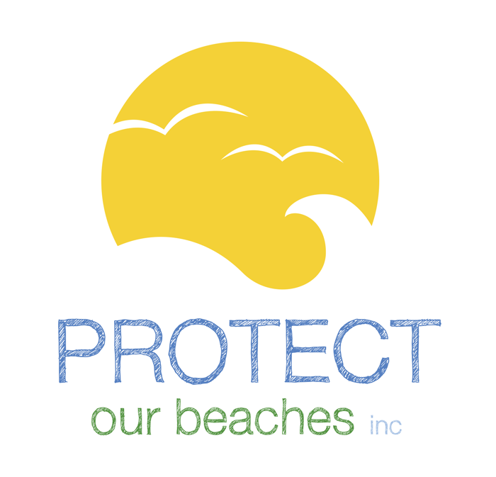 Protect Our Beaches Logo