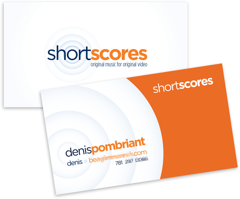Short Scores Logo and Branding